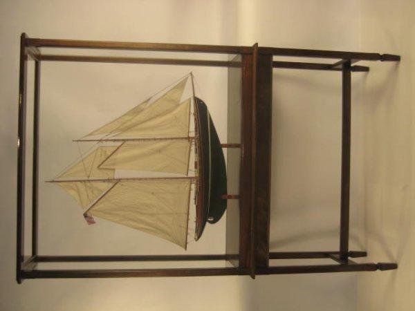 1115B: John Alden yacht Malabar X.