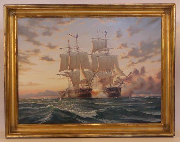 2122: Rodney John Charman,The War of 1812