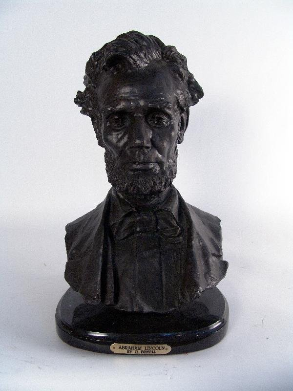 1051: Bust of Abraham Lincoln