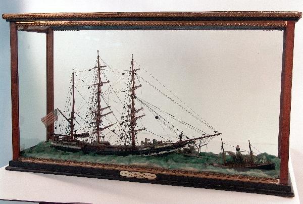 1098: Diorama of Elice, Kennebunkport