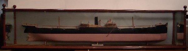 1112: Dockyard Builder's Model of Queen Cristina