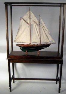 1199: John Alden yacht Malabar X.