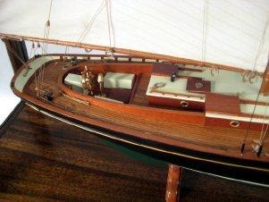 1199: John Alden yacht Malabar X. - 4