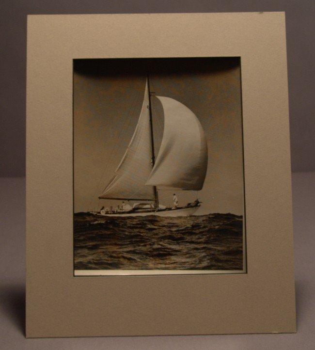 1009: Morris Rosenfeld Yacht Photo