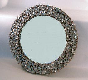 Very Large Shell Mirror