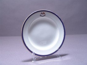 Dessert Plate, Corsair