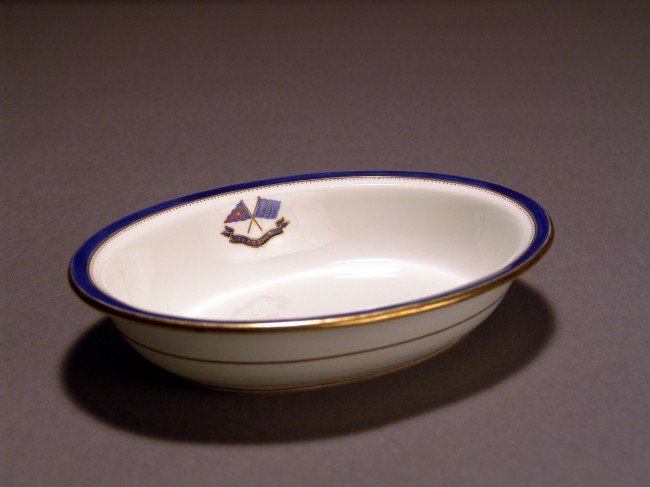 "1063: Flagship Corsair  Vegetable Serving Bowl, 8"""