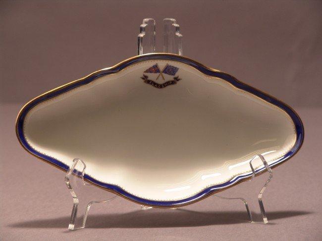 1251: Flagship Corsair Fruit Bowl, Mintons