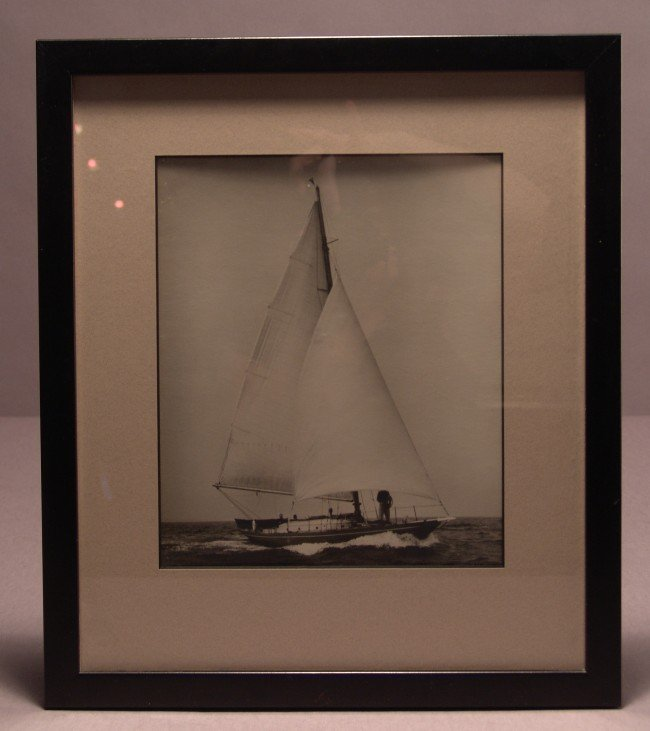 1344: Yacht Photo by Norman Fortier