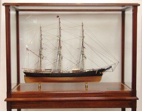 1150B: Exceptional Model of the American Clipper Ship S