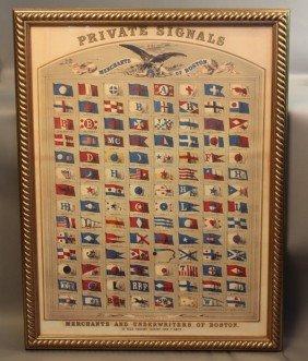 1003: Private signals of merchants of Boston