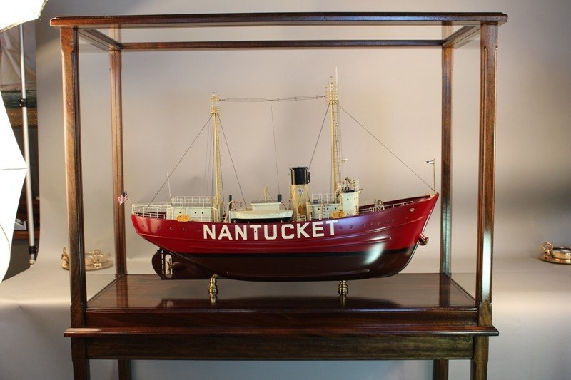 1005: Detailed model of the Nantucket Lightship
