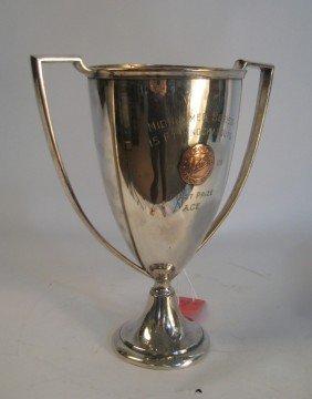 1016: 1925 Duxbury Yacht Club Trophy