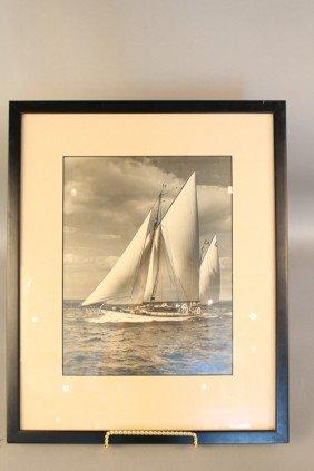 Rosenfeld Yacht Photograph