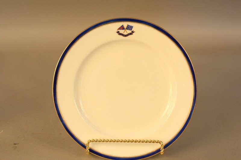 1097: Flagship Corsair Dinner Plate