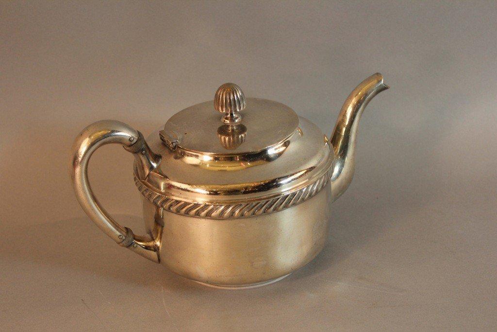 23: U.S. Navy Officer's Club Coffee Pot