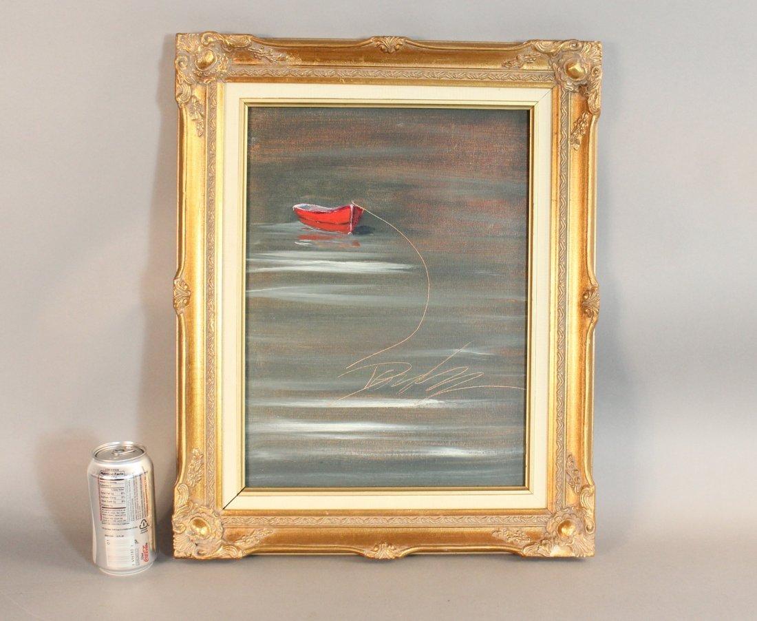10A: Oil on Canvas by Doyle