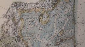 Cape Cod Bay Chart
