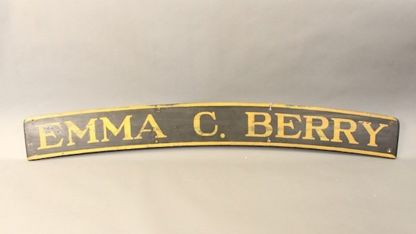 Transom from Emma C. Berry
