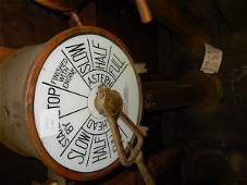Durkee telegraph