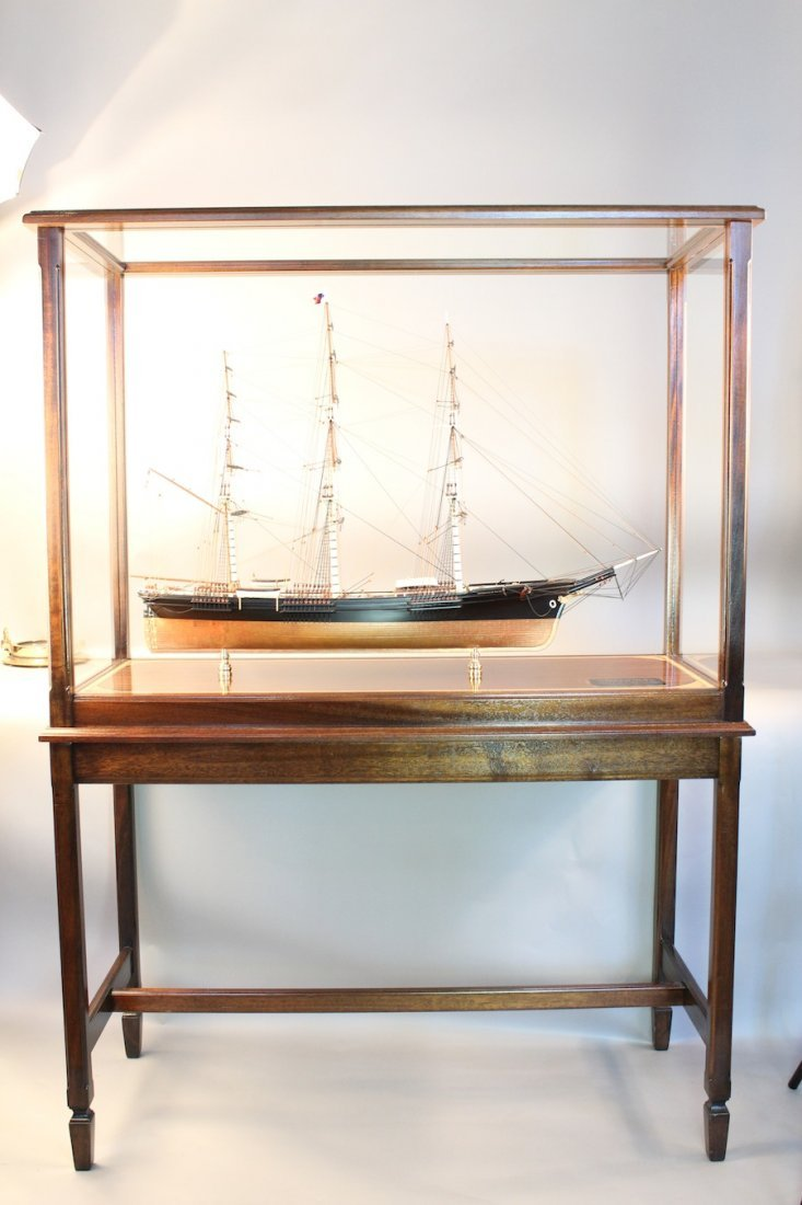 Exceptional Model of the American Clipper Ship