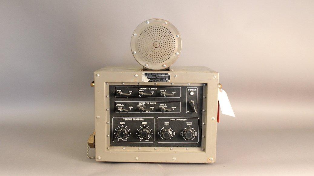Deep Sea Diving Radio