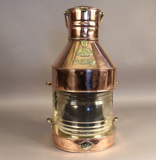 Viking Ship's Masthead Lantern