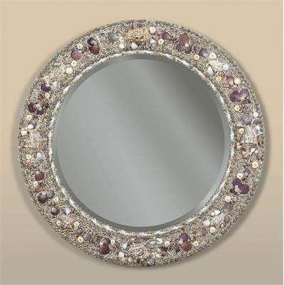 Mirror with Thousands of Shells