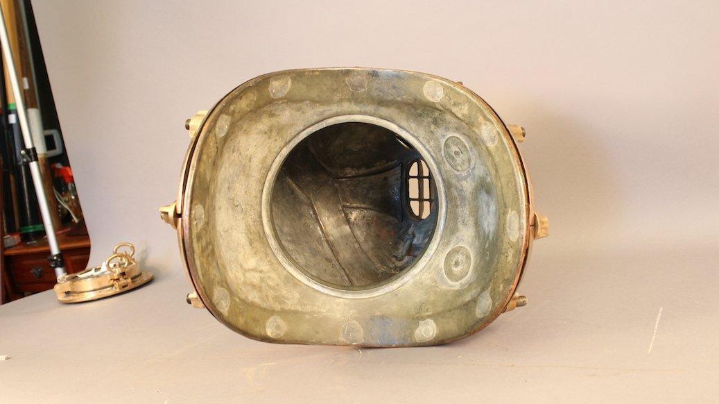 Miller Dunn Mark V Dive Helmet - 10
