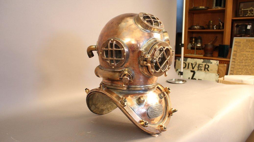 Miller Dunn Mark V Dive Helmet - 4