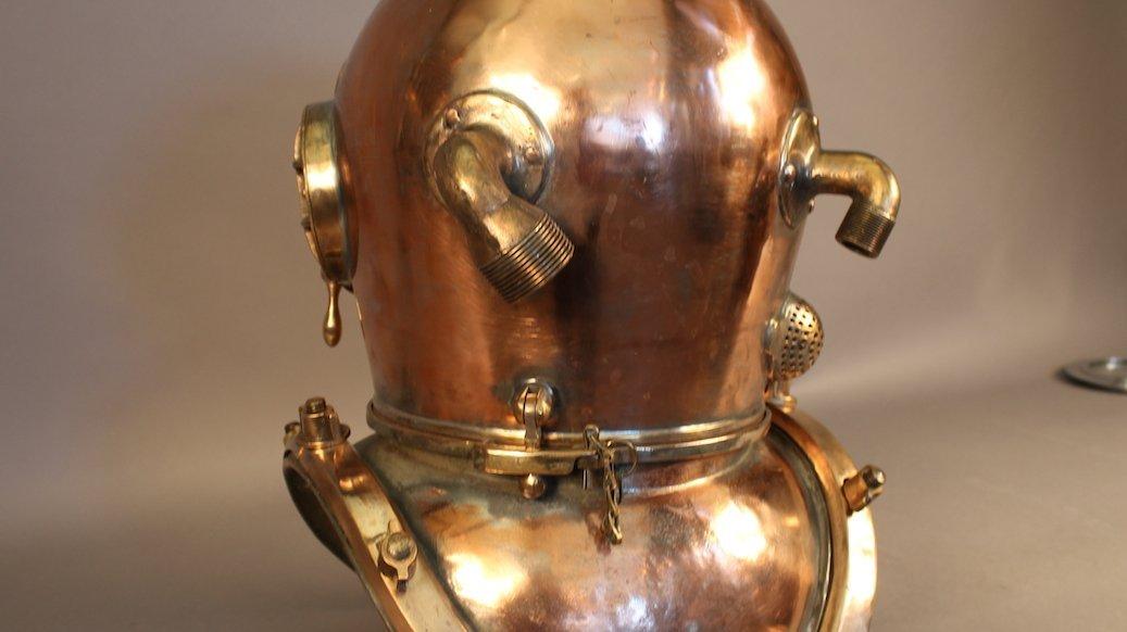 Miller Dunn Mark V Dive Helmet - 9