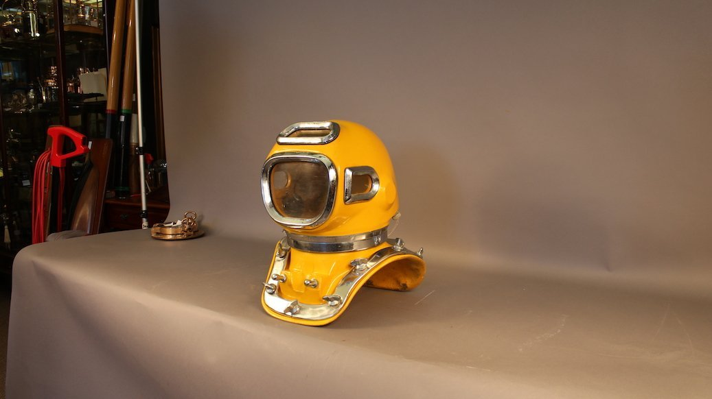 Drager Style DIVING HELMET TF88 - 2