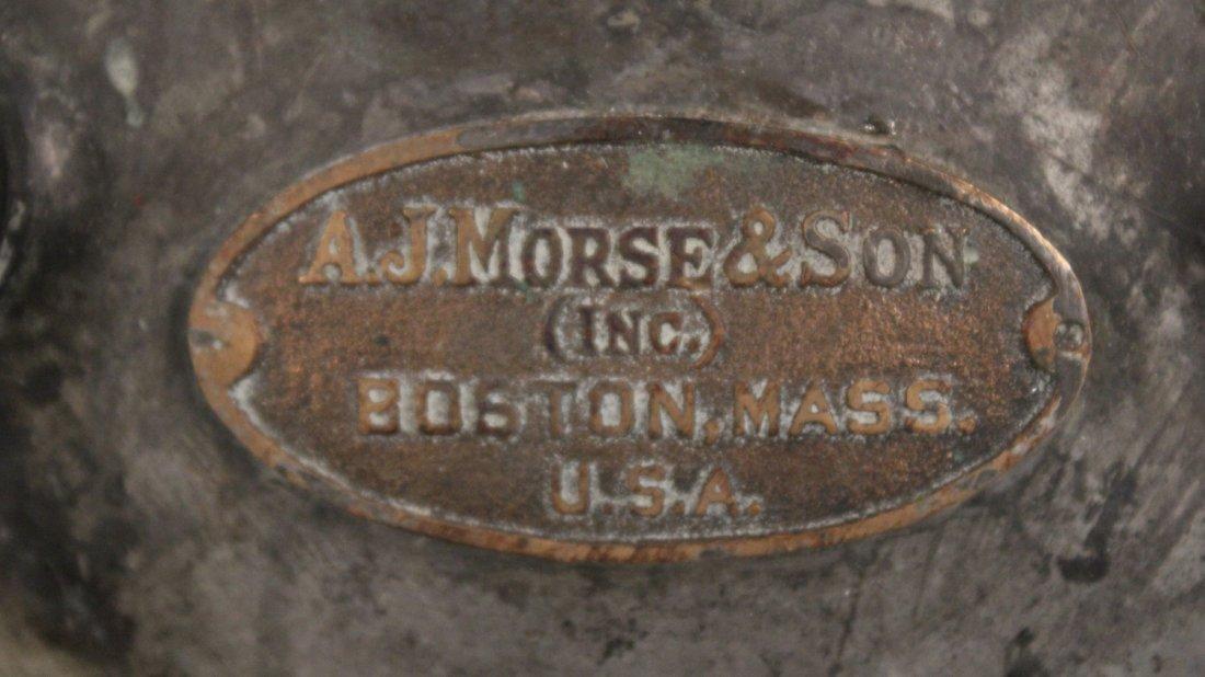 A.J. Morse & Son Continental helmet - 2