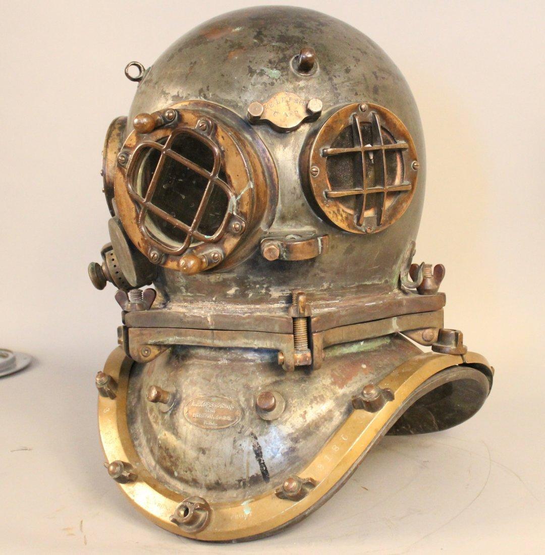A.J. Morse & Son Continental helmet - 5