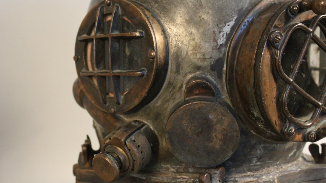 A.J. Morse & Son Continental helmet - 6