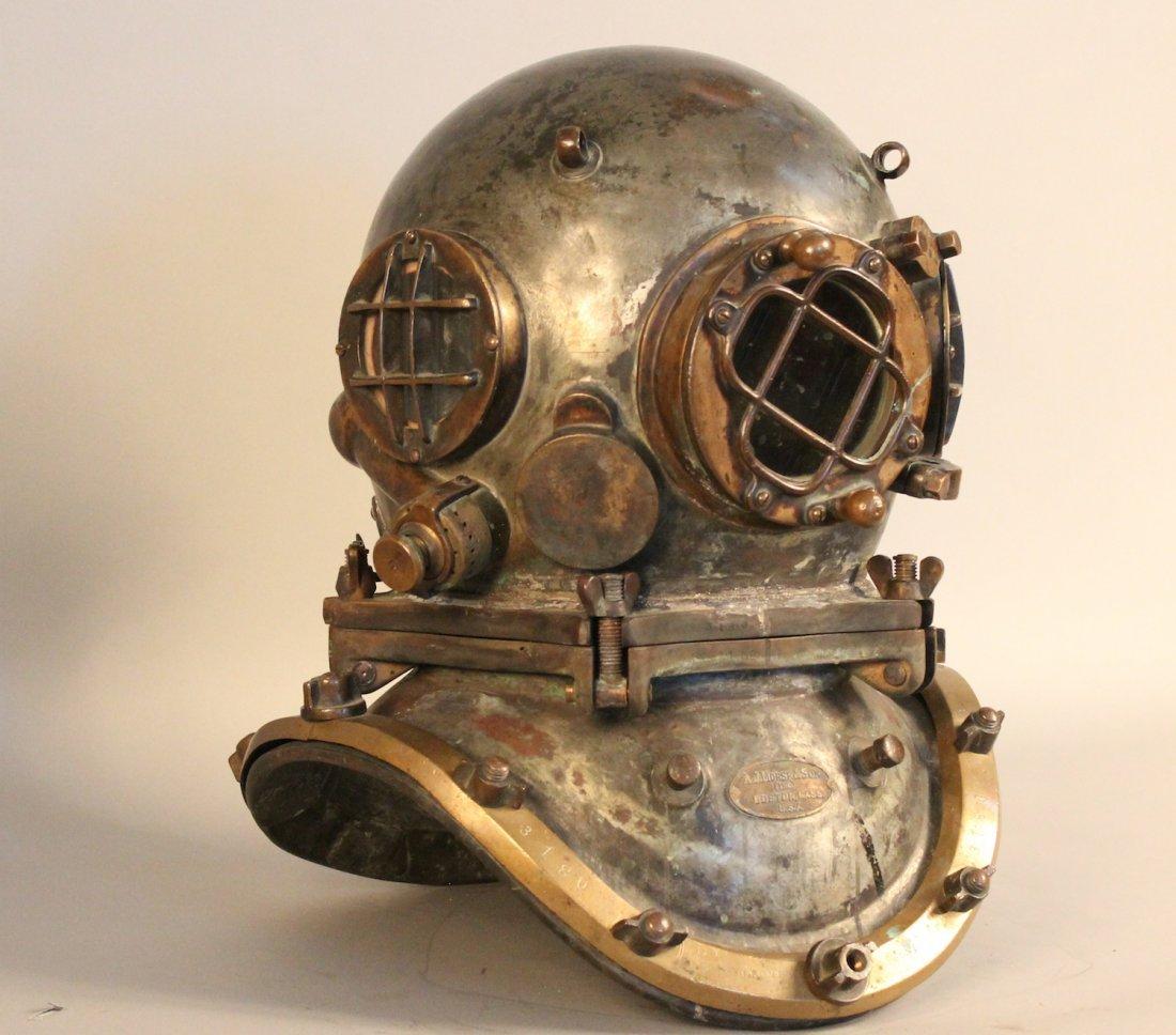 A.J. Morse & Son Continental helmet - 7