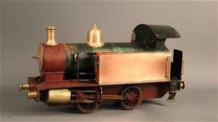 """Live Steam locomotive LBSC Juliet tank 3.5"""" gauge"""