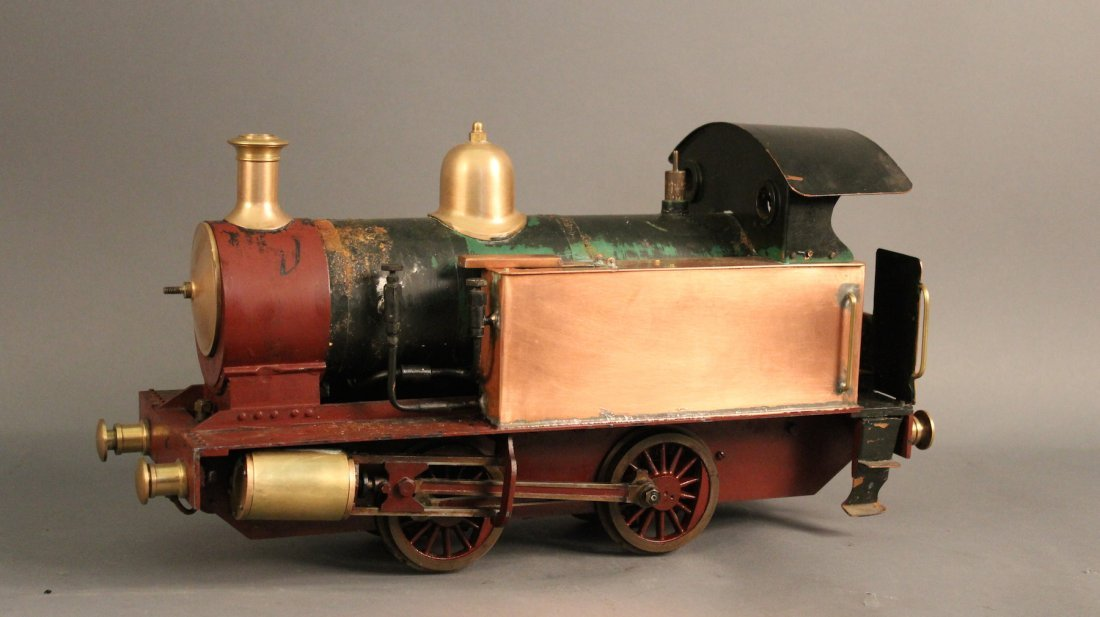 "Live Steam locomotive LBSC Juliet tank 3.5"" gauge"