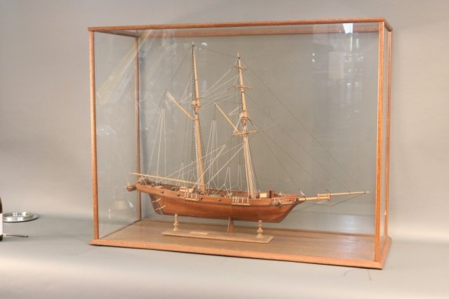 "Ship Model of Baltimore Clipper ""Lynx"""
