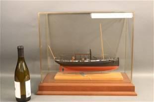 Ship Model of a Tug Icebreaker