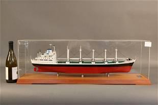 Company Ship Model of Oswego Planter