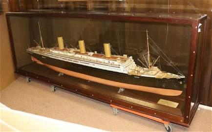Dockyard Builders Model of Imperator