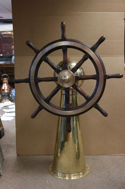 Yacht Wheel from Lord Montague Pub