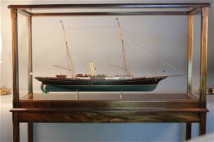 Model of the Corsair II of 1890