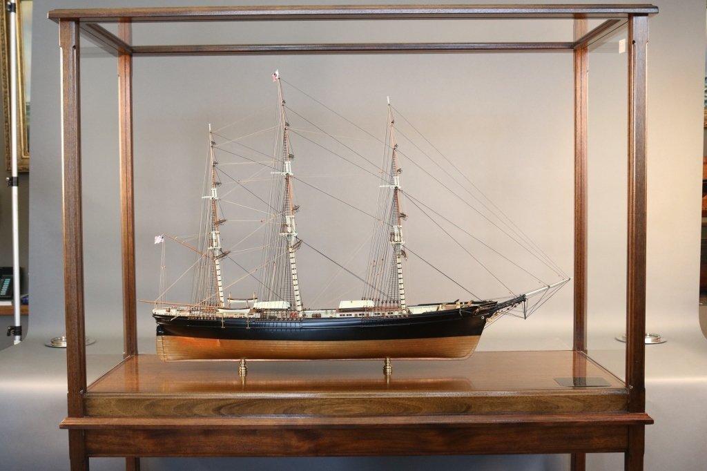 "Famous Clipper Ship Model ""Flying Cloud"", 1851 - 2"