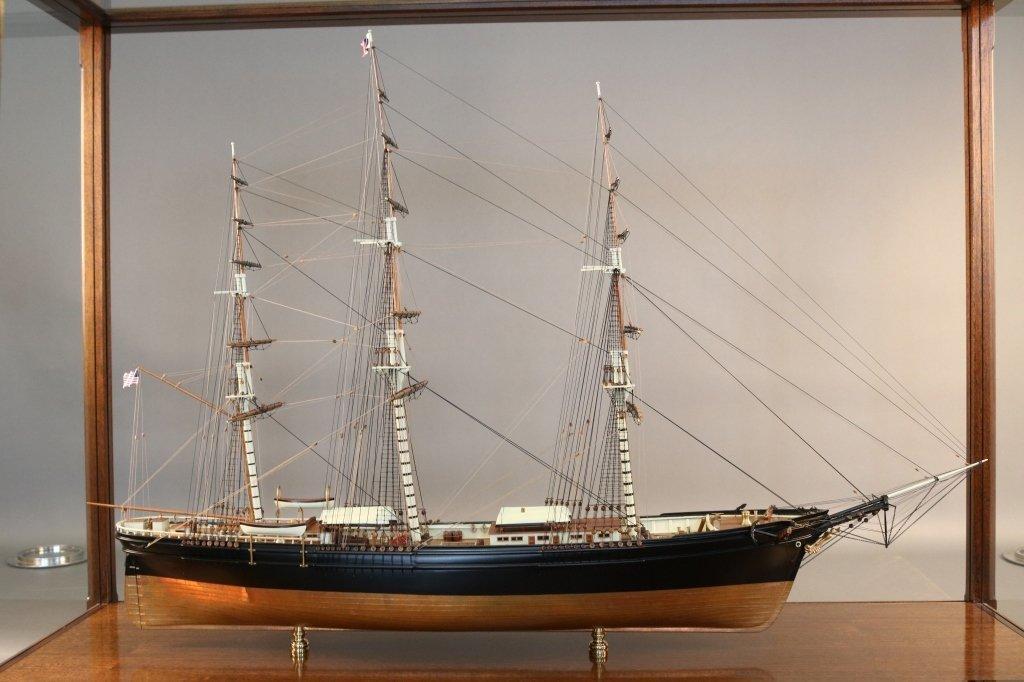 "Famous Clipper Ship Model ""Flying Cloud"", 1851 - 3"