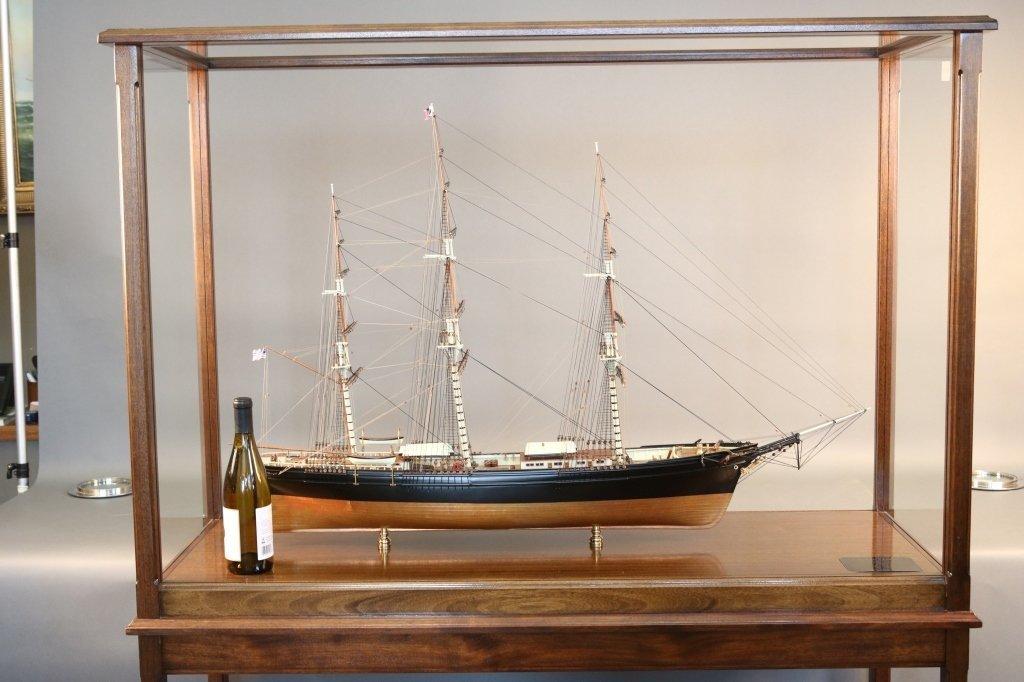 "Famous Clipper Ship Model ""Flying Cloud"", 1851 - 9"