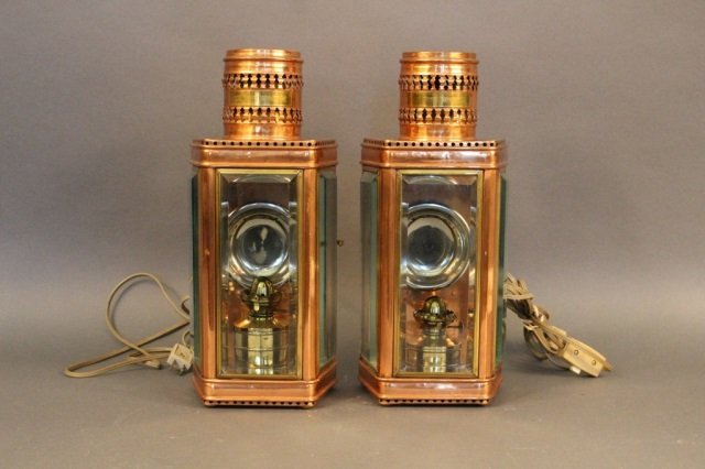 Yacht Cabin Lanterns of High Quality