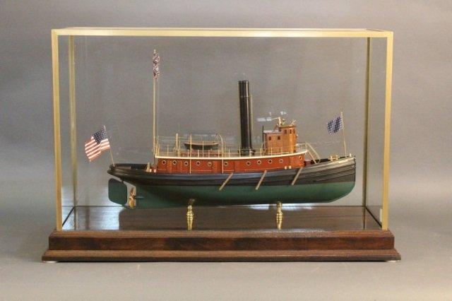 Tugboat Brooklyn