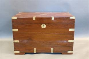 Brass Bound Ship's Campaign Chest